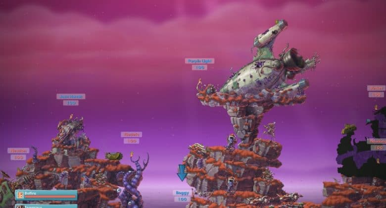 Worms WMD Game Pass ZeryuGames