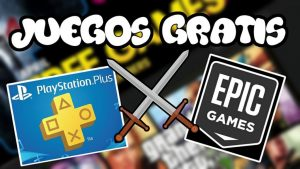 juegos gratis epic games vs ps plus