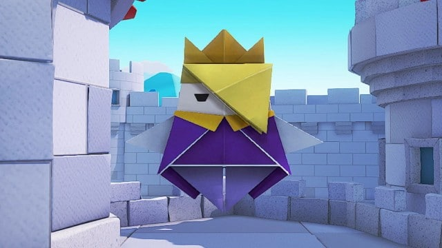 king olly paper mario origami king